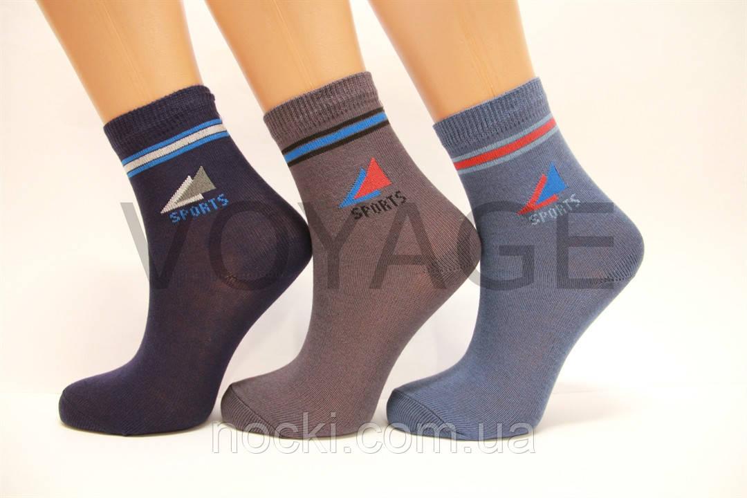 Подростковые носки средние с хлопка компютерные Стиль Люкс