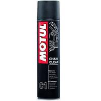 Очиститель всех типов цепей MOTUL C1 Chain Clean 400мл. 102980/815816