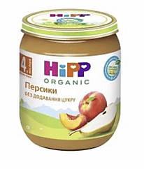 Фруктовое пюре HIPP (Хипп) Персики с 4 месяцев,125 грм