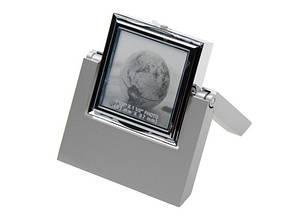 Настольные часы с рамкой для фото
