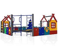 Детский спортивный комплекс для малышей Изба-2