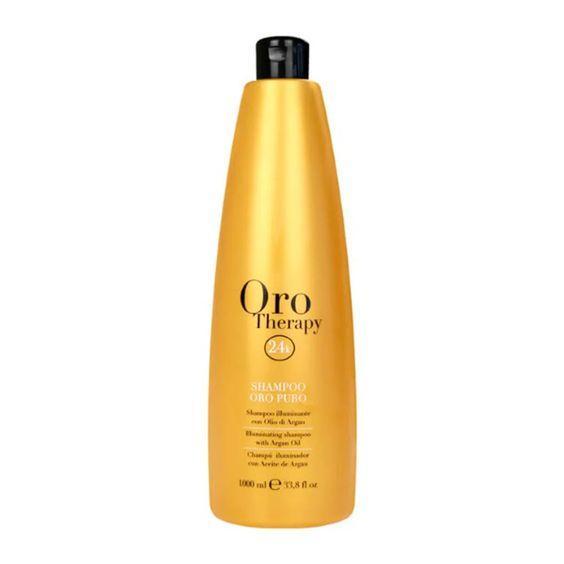 Шампунь з золотом Fanola Oro Therapy 1000 мл