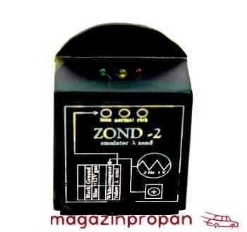 Эмулятор лямбда зонда TAMONA ZOND-2  или Tegas