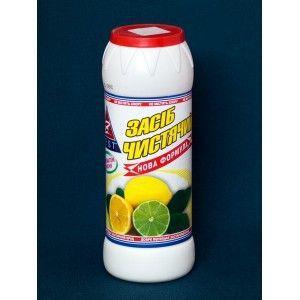 Чистщий порошок Z-BEST лимон 500г