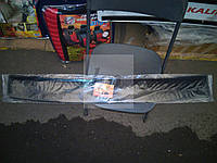 Козырек заднего стекла (бленда) Mitsubishi lancer X (митсубиси лансер Х (10) 2007+)