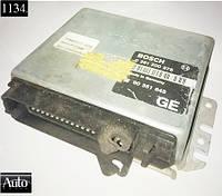 Электронный блок управления (ЭБУ) Opel Calibra Vectra 2.0 90-95г (C20NE)