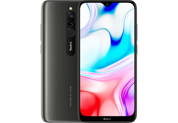 Смартфон Xiaomi Redmi 8 4/64Gb Глобальная версия c защитным чехлом '