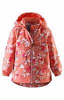 Демисезонная утепленная куртка для девочки Reimatec Kukka 511284R-4413. Размеры 92 - 110.