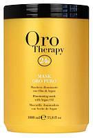 Маска з золотом Fanola Oro Therapy 1000 мл