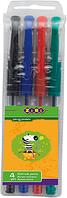 Набір з гелевих ручок 4 кольори ZB.2202-99  ZiBi (1/40/400)