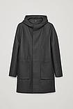 Пальто мужское черное COS, фото 2