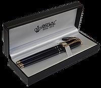 Комплект ручок (П+Р) R12216.L.RF в подарунковому футлярі L, жемчужно-чорний LANGRES
