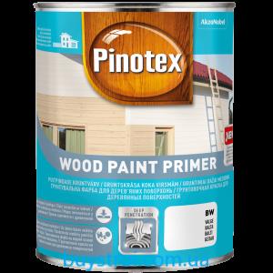 Pinotex Wood Paint Primer (ПИНОТЕКС ВУД ПЕЙНТ ПРАЙМЕР), біла, 10 літра