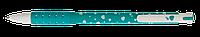 Ручка кулькова автоматична ZB.2102-01 синя 0,5мм (40)