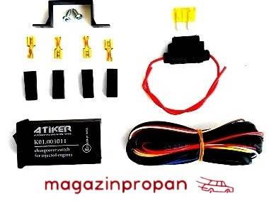 Переключатель топлива Atiker (инжектор), фото 2