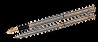 Комплект ручок (П+К) R68007.L.BF в подарунковому футлярі L, золото REGAL