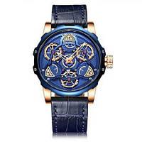 Наручные часы Mini Focus MF0249G.04 Blue-Cuprum