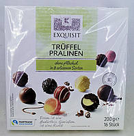 Конфеты Exquisit Truffel Pralinen 200г