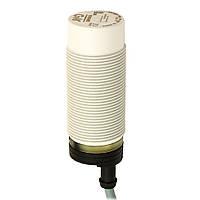 Ємнісний датчик M30, пластиковий, неекранований, AC 25мм NO/NC, кабель 2м, осьовий, C30P/00-2A Micro detectors