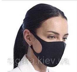 Маска Пітта. Маска для обличчя антибактеріальна. Багаторазова маска.