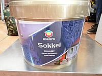 Краска для цоколей, Эскаро (Eskaro Sokkel) 9,5 л