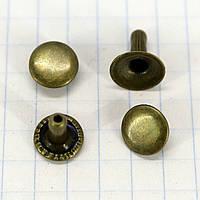 Хольнитен односторонний 8*8*8 мм антик a3715 (1000 шт.)