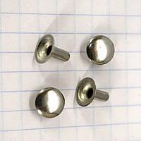 Хольнитен односторонний 8*8*8 мм никель a3717 (1000 шт.)
