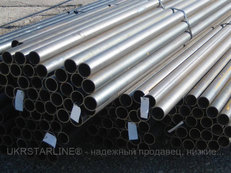 Труба стальная бесшовная 42х3 мм ст.20 ГОСТ 8732 БШ горячекатаная