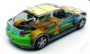 Виброшумоизоляция автомобіля