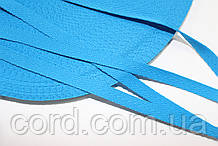 Тесьма Киперная 10мм 50м бирюза