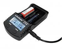 Профессиональное зарядное устройство LiitoKala Lii-300 + авто адаптер