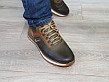 Туфлі чоловічі Inshoes коричневі, фото 2