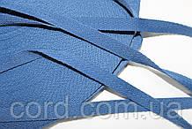 Тесьма Киперная 10мм 50м джинс