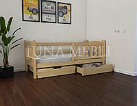 Дитяче односпальне ліжко Еллі 80*160, фото 1