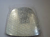 Стекло зеркала (вкладыш), правое механика на Renault Trafic с 2001... Transporterparts (Франция), 03.0058, фото 1