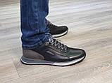 Туфлі чоловічі Inshoes чорні, фото 3
