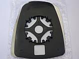 Скло дзеркала (вкладиш), праве механіка на Renault Trafic з 2001... Transporterparts (Франція), 03.0058, фото 2