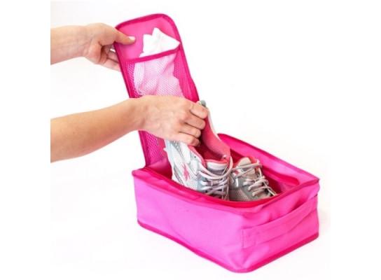 Органайзер для обуви ORGANIZE розовый