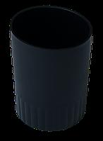 Підставка для ручок BM.6351-01 пл кругла, чорн (1/30)