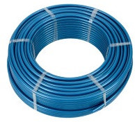 Труба полиэтиленовая PE-RT EVOH BLUE 16х2мм PIPEX