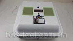 Инкубатор бытовой Рябушка Smart на 70 яиц ручной переворот, цифровой встроенный терморегулятор
