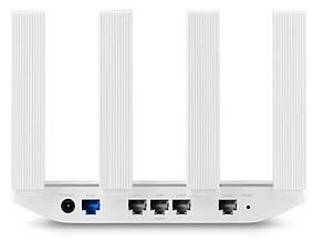 Беспроводной маршрутизатор Huawei WS5200 (AC1200, 1xGE Wan, 4xGE LAN, 4 антенны)