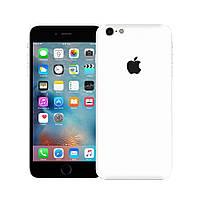 Виниловая наклейка для iPhone 6 белый (матовый) InStick