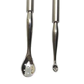 Инструмент косметологический двойной SPL 9864, ложка Уно, фото 2