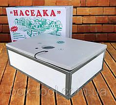 Инкубатор для яиц Наседка ИБ 70 с ручным переворотом, аналоговый терморегулятор