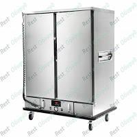 Банкетная тележка тепловая GGM Gastro BWE2221