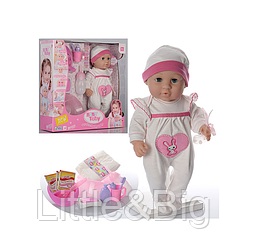 Пупс интерактивный  Baby Toby 30801-5