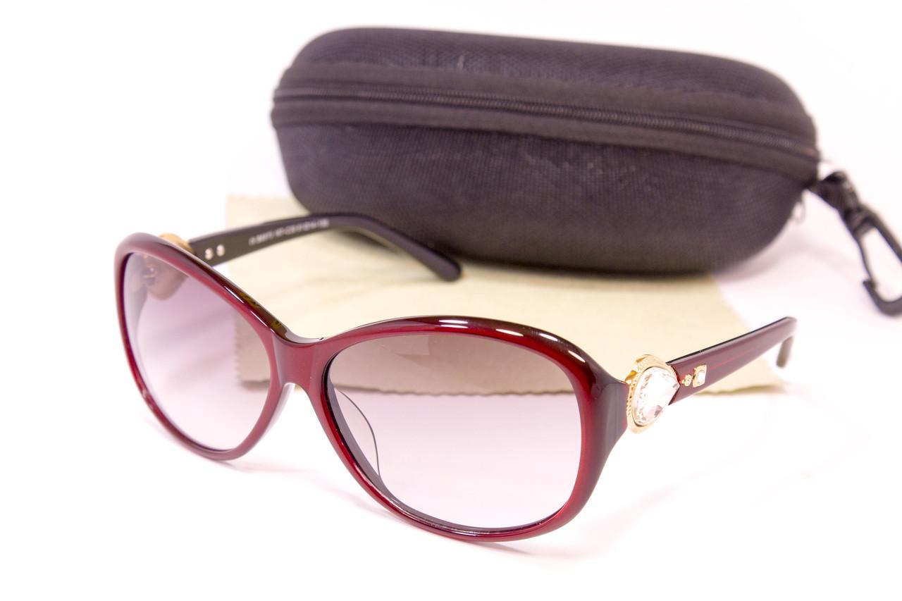 Качественные очки с футляром F1040-30