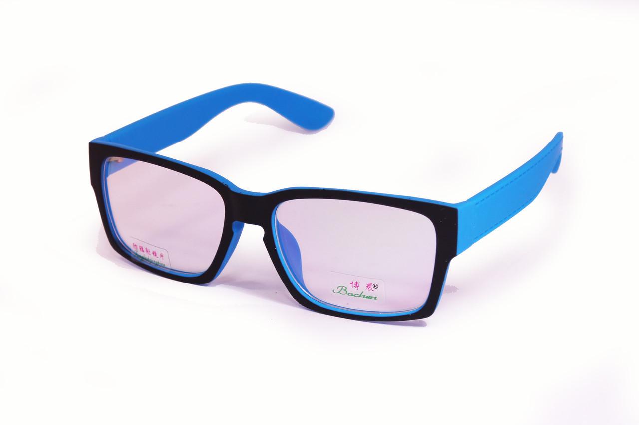 Компьютерные очки 2219-7 салатовая дужка