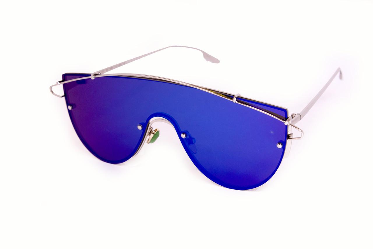 Солнцезащитные женские очки маска 8802-003